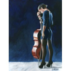 Print - Stiletto Allegretto by Alan Wright