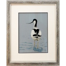 Framed Art - Wading by Andy Harrower