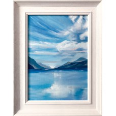 Framed Art - Loch Lomond by Clare McKinnell