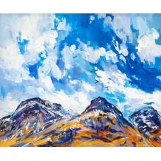 Art Print - Glencoe In Winter