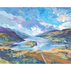 Art Print - Loch Shiel, Glenfinnan