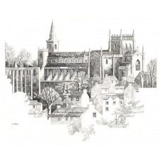Card - Dunfermline by George Aitken