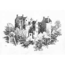 Print - Kellie Castle Pittenweem by George Aitken