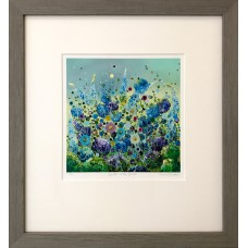 Framed Art - Sparkle In The Breeze by Leanne Christie