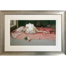 Framed Art - Sleeping Beauty by Kay Boyce