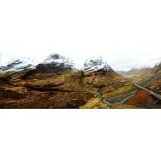 Digital Art Print - Glencoe