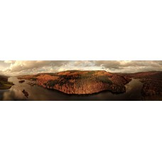 Print - Queens View Loch Tummel by View From The Clouds