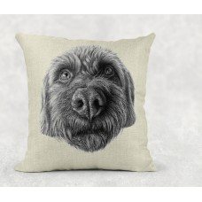 Cushion - Cheeky Dog