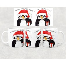 Mug - Christmas Penguin