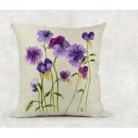 Cushion - Purple Delight