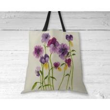 Tote Bag - Purple Delight