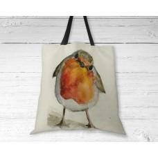 Tote Bag - Robin