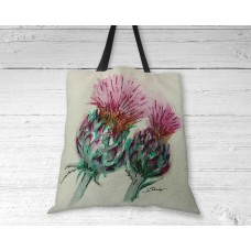 Tote Bag - Thistle