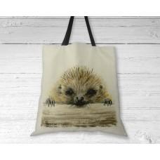 Tote Bag - Hedgehog